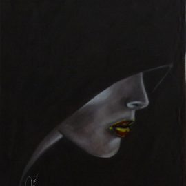 "Pain – ""Bocca"" by Violetta Viola"
