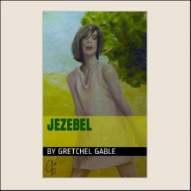 "Copertina libro ebook ""Jezebel"""