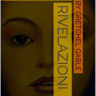 """Copertina libro ebook """"Rivelazioni"""""""
