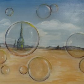 Novara, dietro una bolla