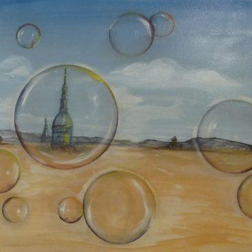 Novara, dietro ad una bolla